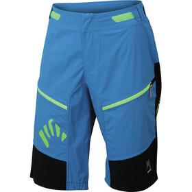 Karpos Rapid Pantaloncini Baggy Uomo, blu/nero